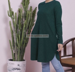 Ironless Tunic EMERALD