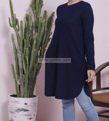 Ironless Tunic NAVY