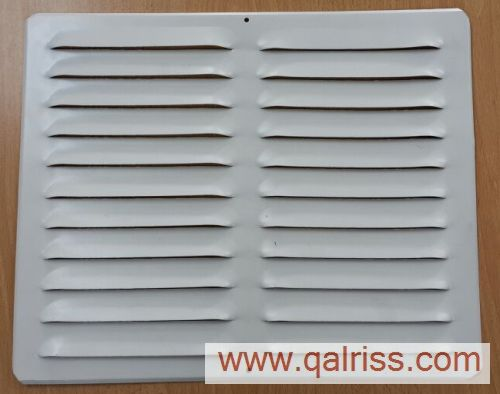 Free air vent for turbine size 16""